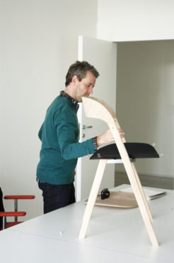 ronan bouroullec born in and erwan bouroullec born in have been working together for about ten years now their is a permanent