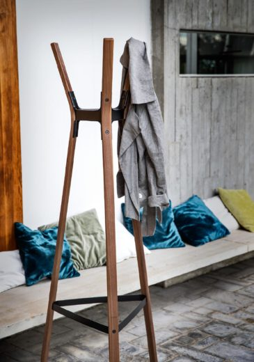 Steelwood coat stand magis for Magis steelwood