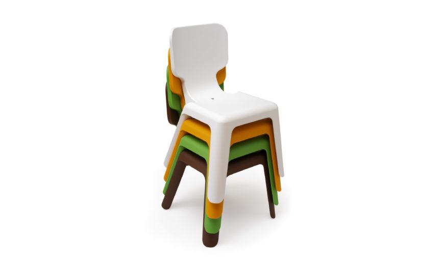 Superb 1 / 3. Stacking Childrenu0027s Chair