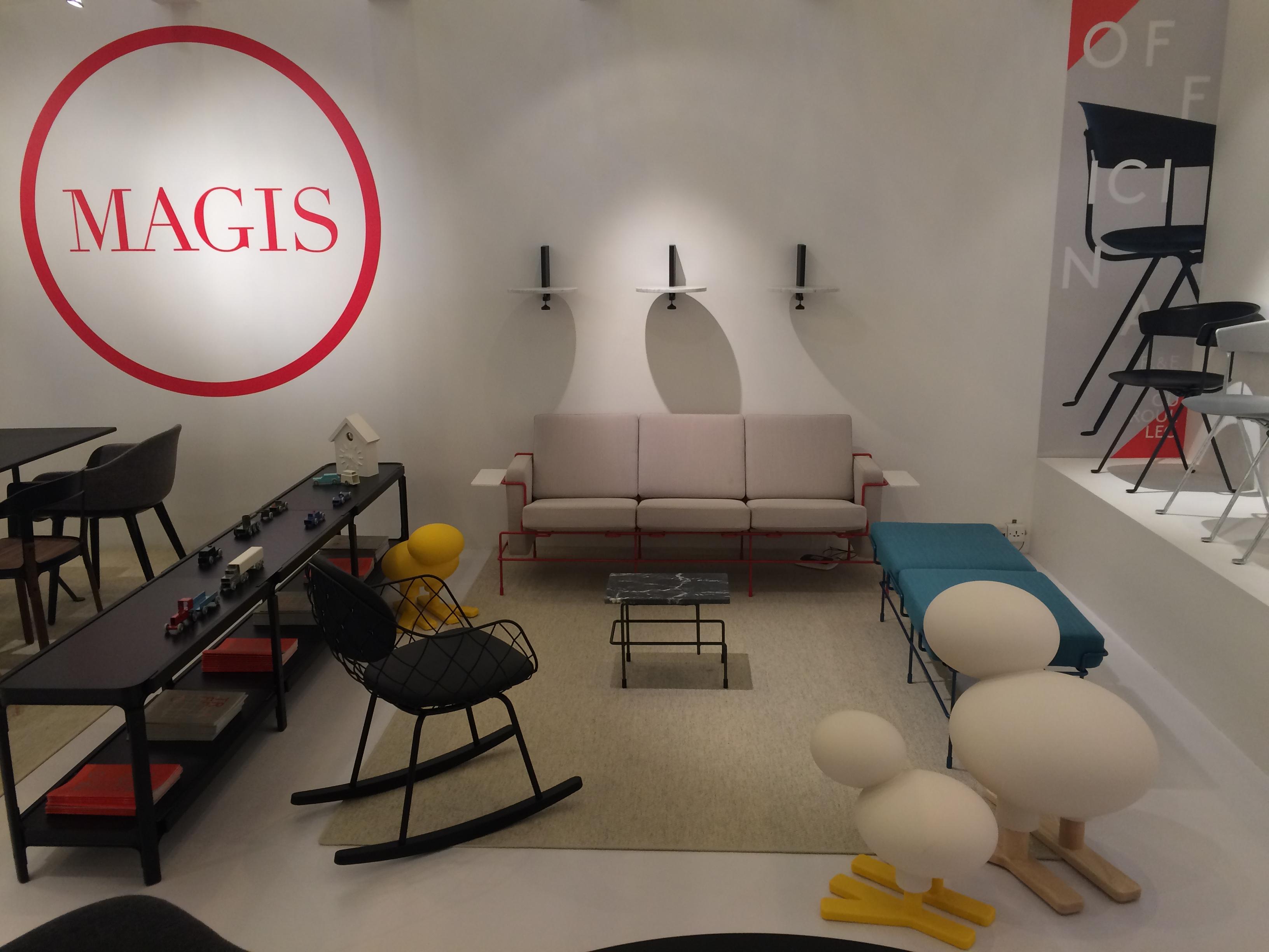 Magis at design shanghai magis for Magis design