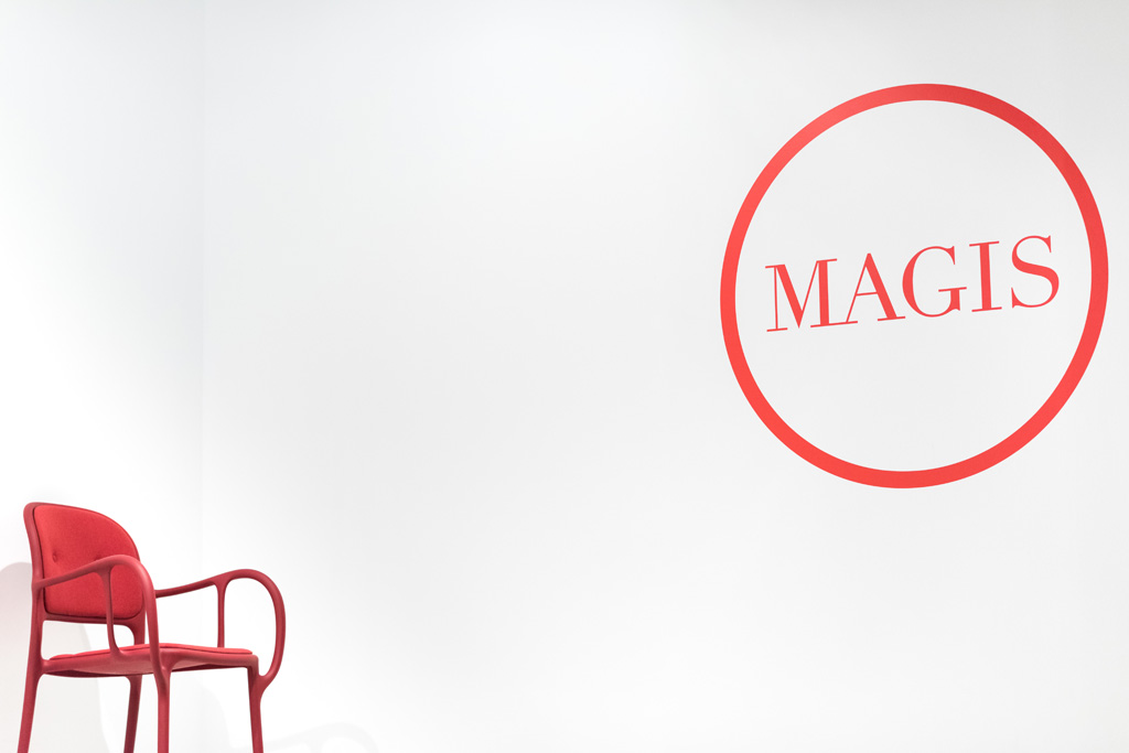 Magis madrid event magis for Magis design